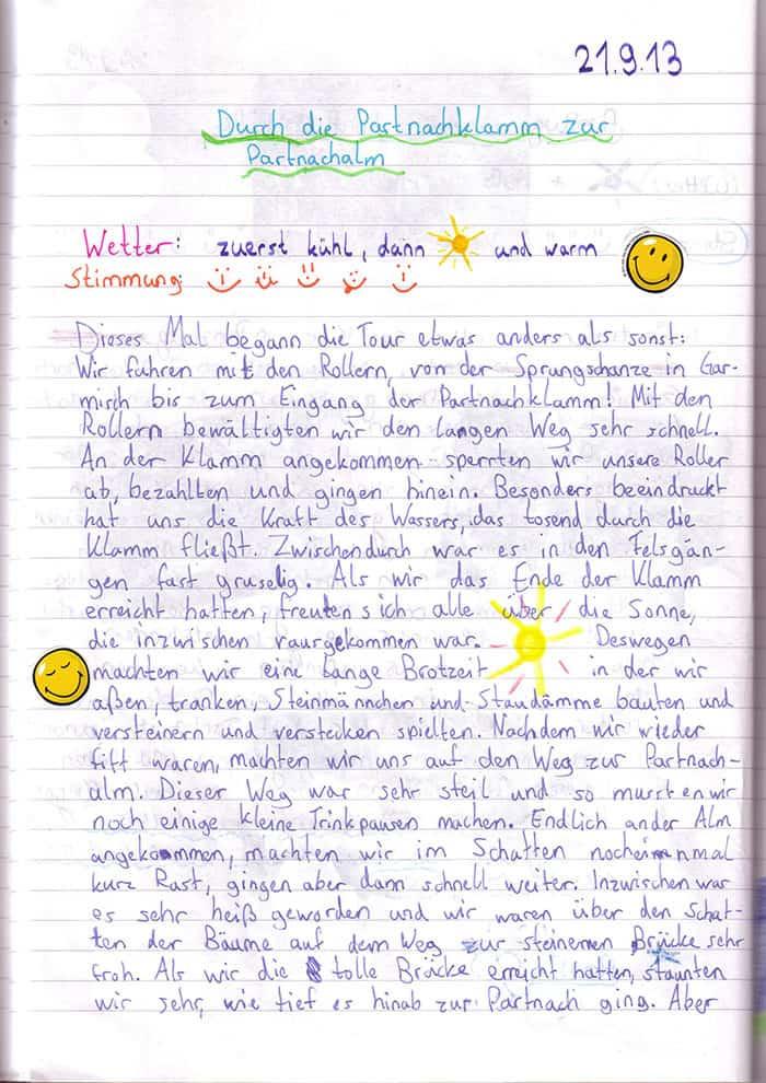 Bucheintrag_Partnachklamm_Teil1