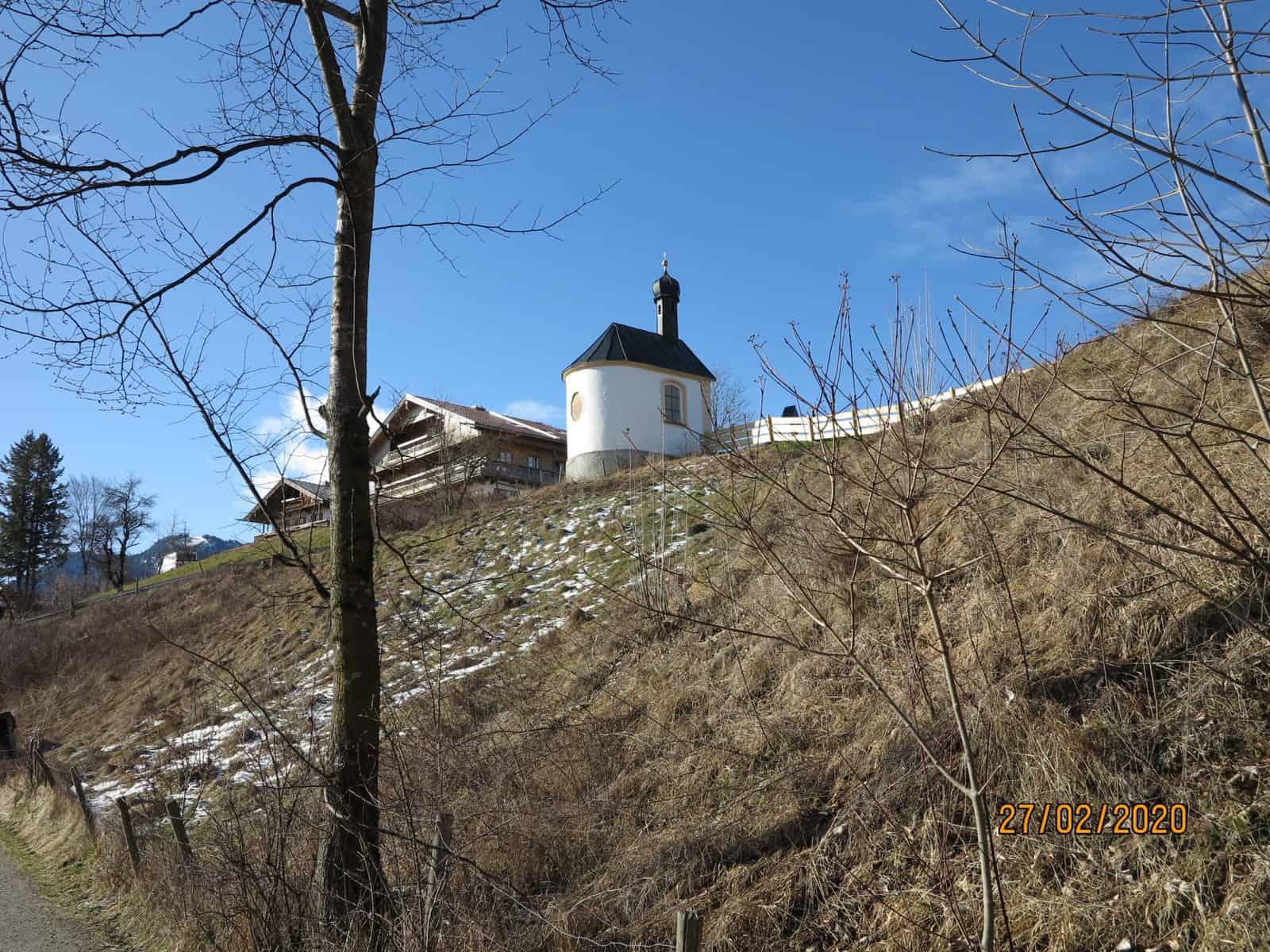 Wanderung Arzbach – Lengries