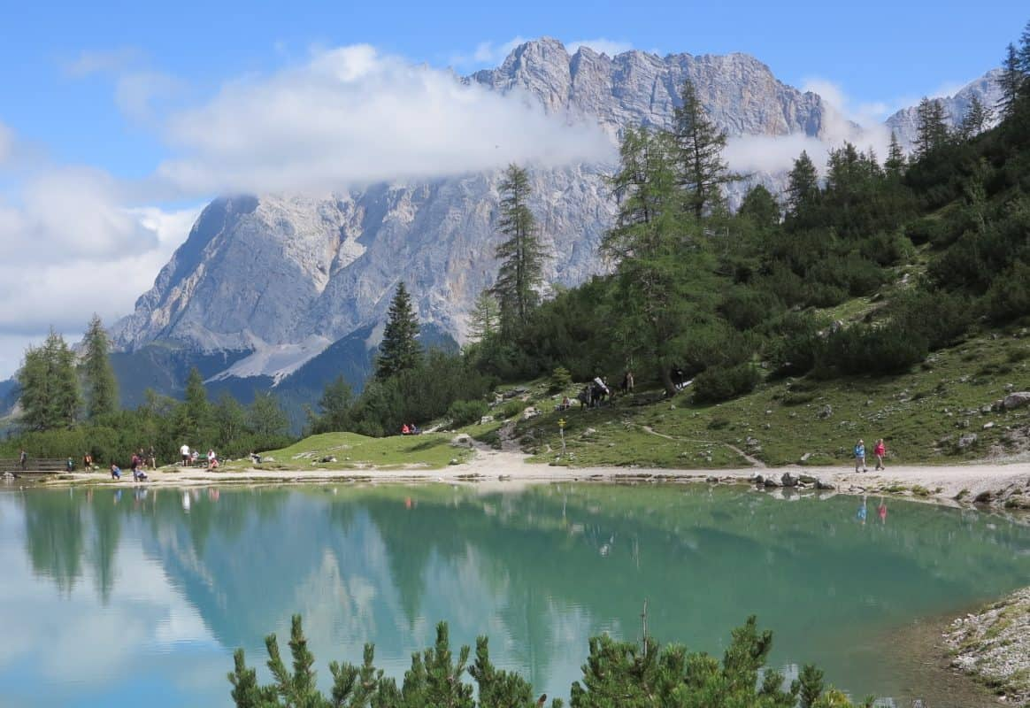 Read more about the article Wanderung zum Seebensee
