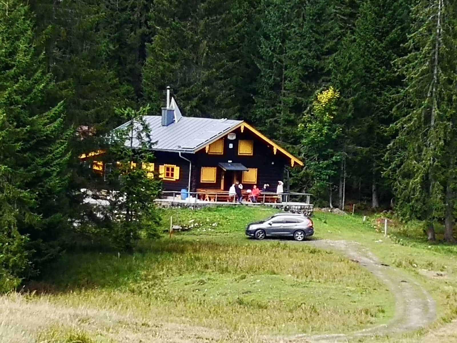 Read more about the article Wanderung zur Neulandhütte im September